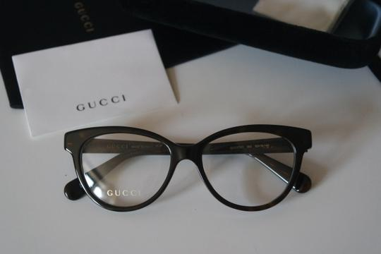 Gucci NEW Gucci GG0373O 0373O Cat Eye Eyeglasses Frames Image 1