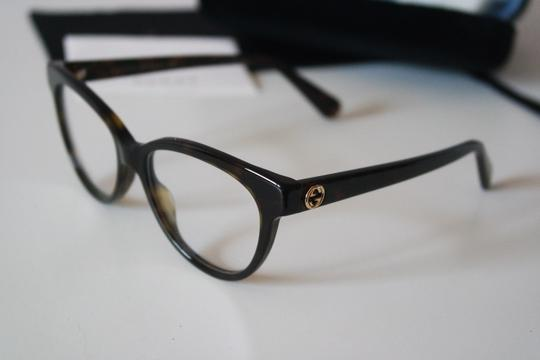 Gucci NEW Gucci GG0373O 0373O Cat Eye Eyeglasses Frames Image 2