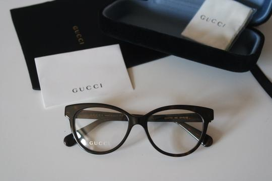 Gucci NEW Gucci GG0373O 0373O Cat Eye Eyeglasses Frames Image 3