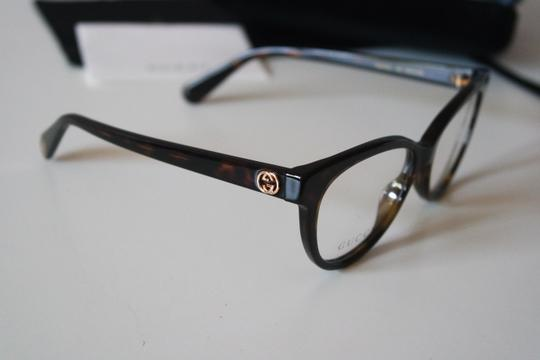 Gucci NEW Gucci GG0373O 0373O Cat Eye Eyeglasses Frames Image 4