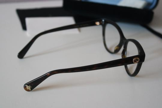 Gucci NEW Gucci GG0373O 0373O Cat Eye Eyeglasses Frames Image 5