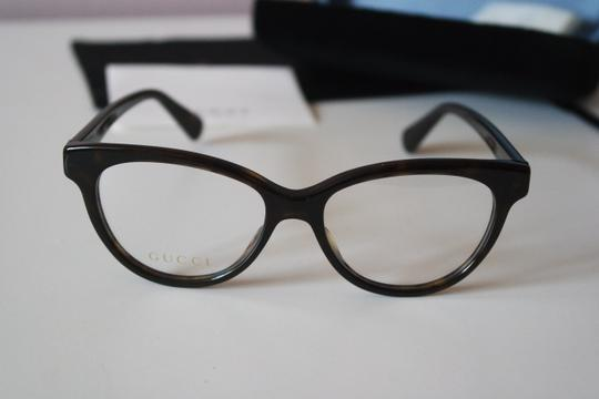 Gucci NEW Gucci GG0373O 0373O Cat Eye Eyeglasses Frames Image 6