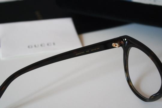 Gucci NEW Gucci GG0373O 0373O Cat Eye Eyeglasses Frames Image 8