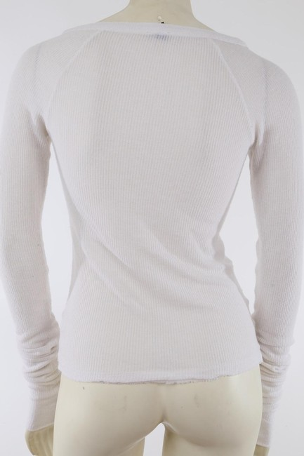 Out From Under Casual Button Down Shirt White Image 6