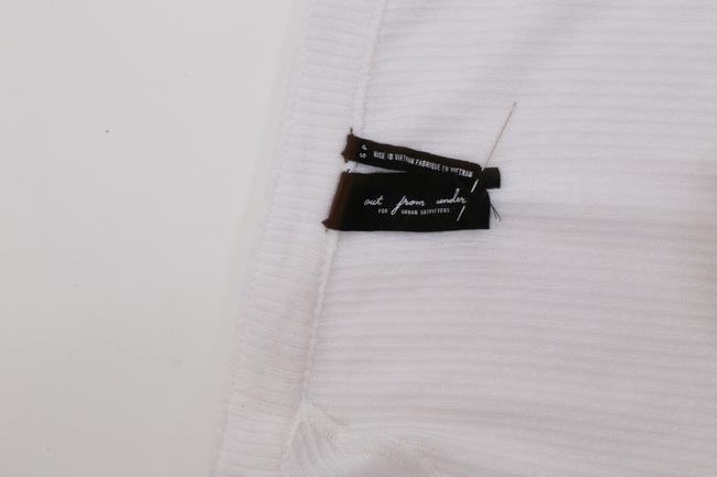 Out From Under Casual Button Down Shirt White Image 8