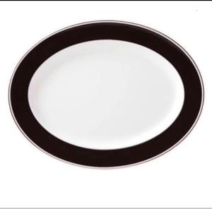 Kate Spade Black New York Sadie Street Platter - Casual China
