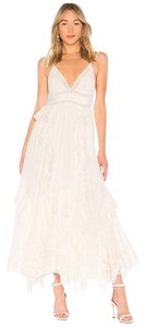 white Maxi Dress by Ulla Johnson