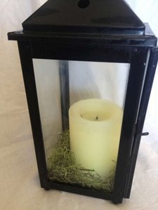 Target Black Metal Lanterns Reception Decoration