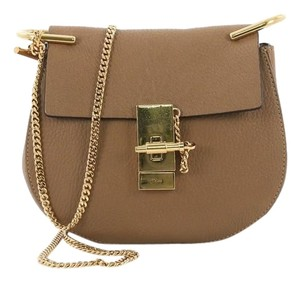 Chloé Leather Cross Body Bag