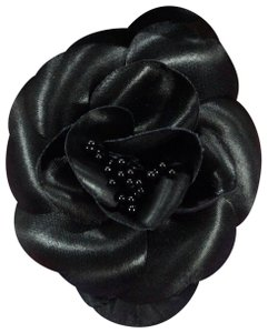 Chanel 1990/91 Camellia flower corsage brooch