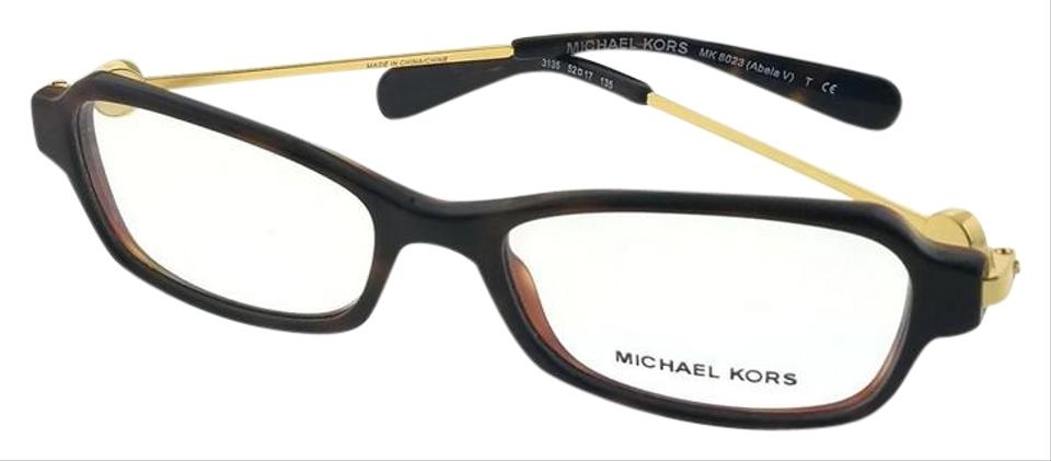 801935005e82 Michael Kors Black Mk8023-3135-52 Abela Women's Frame Genuine Eyeglasses