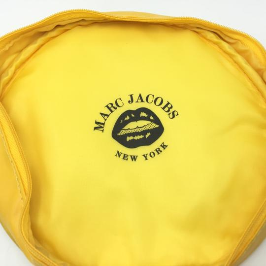 Marc Jacobs M7000203 Marc Jacobs Cosmetic Mouth Bag Sunshine Yellow Image 1