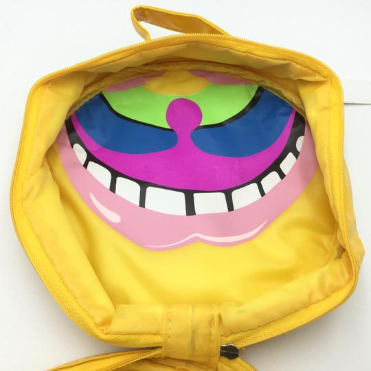 Marc Jacobs M7000203 Marc Jacobs Cosmetic Mouth Bag Sunshine Yellow Image 2