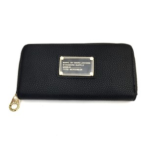 3972fbb807 Marc by Marc Jacobs Q Slim Zip Continental Leather Wallet