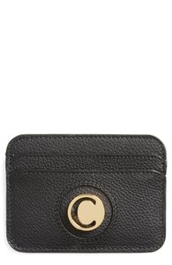 Chloé Slide Calfskin Leather Card Case SOLD OUT