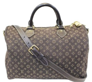 Louis Vuitton Speedy Monogram Shoulder Bag