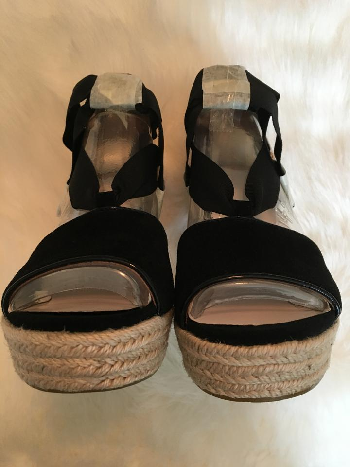 c7951924c1d UGG Australia Black Shiloh New with Tags Wedges Size US 7 Regular (M, B)