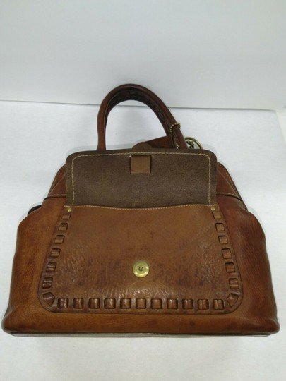 Coach Whiskey Legacy Collection 11373 Tote in Brown Image 6