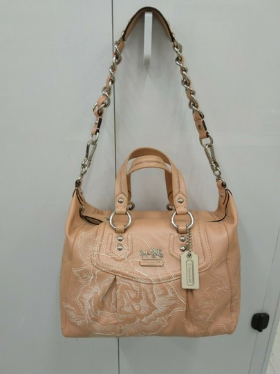 Coach 1941 Madison Limited Edition Satchel in Pink Image 1