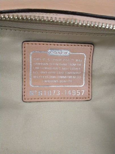 Coach 1941 Madison Limited Edition Satchel in Pink Image 11