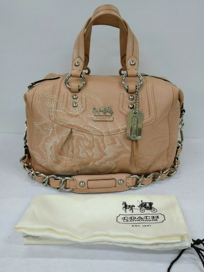 Coach 1941 Madison Limited Edition Satchel in Pink Image 5