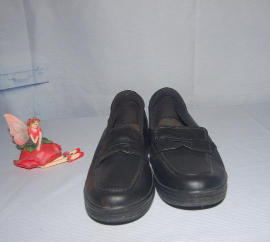 Grasshoppers Loafers Penny Loafers Loafers Confort Black Flats Image 1