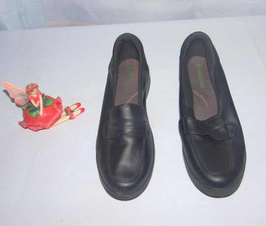 Grasshoppers Loafers Penny Loafers Loafers Confort Black Flats Image 3