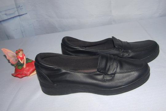 Grasshoppers Loafers Penny Loafers Loafers Confort Black Flats Image 4