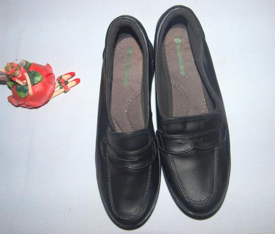 Grasshoppers Loafers Penny Loafers Loafers Confort Black Flats Image 5