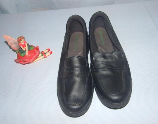 Grasshoppers Loafers Penny Loafers Loafers Confort Black Flats Image 6