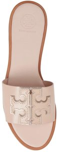 Tory Burch Pink/Silver Sandals