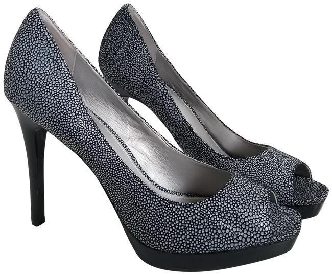 Item - Gray Silver Cora Platforms Size US 8.5 Regular (M, B)