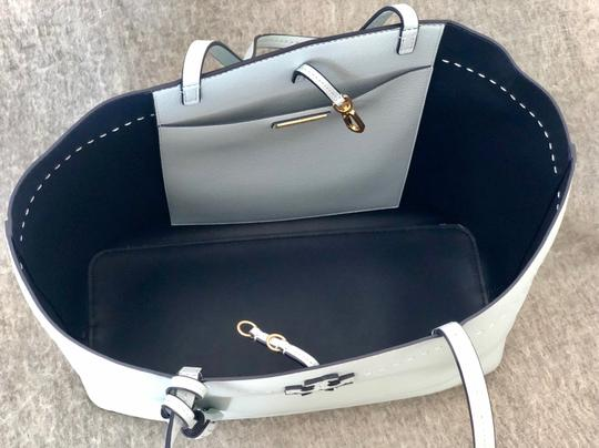 Tory Burch Tote in baby blue Image 2