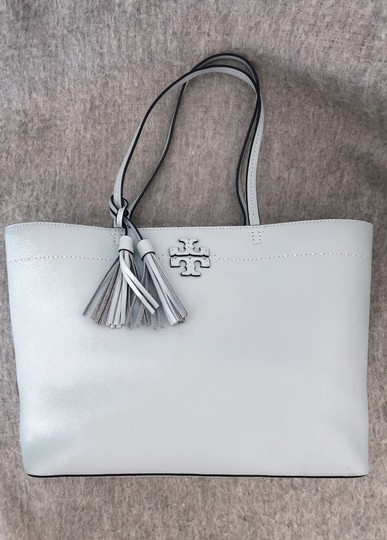 Tory Burch Tote in baby blue Image 9