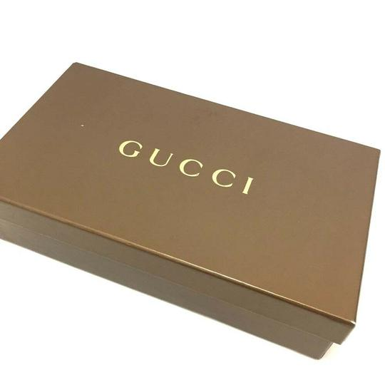 Gucci GUCCI Heart G-G Monogram Long Bifold Wallet Image 9
