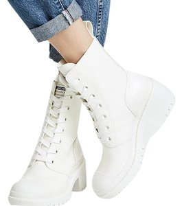 Marc Jacobs white Boots