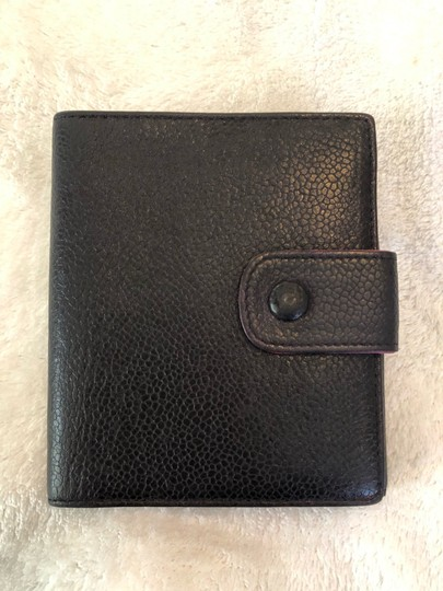 Chanel CHANEL CAVIAR LEATHER BIFOLD Image 11