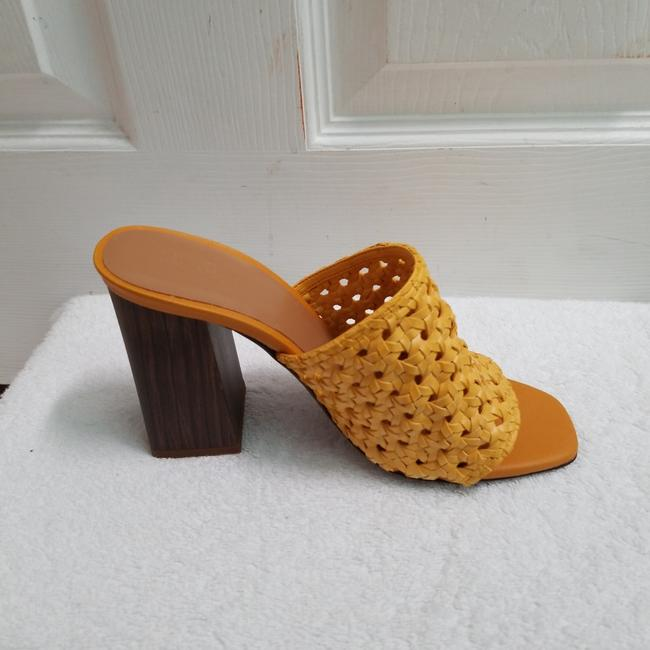 Zara Yellow Special Edition (3614) Mules/Slides Size US 6.5 Regular (M, B) Zara Yellow Special Edition (3614) Mules/Slides Size US 6.5 Regular (M, B) Image 11
