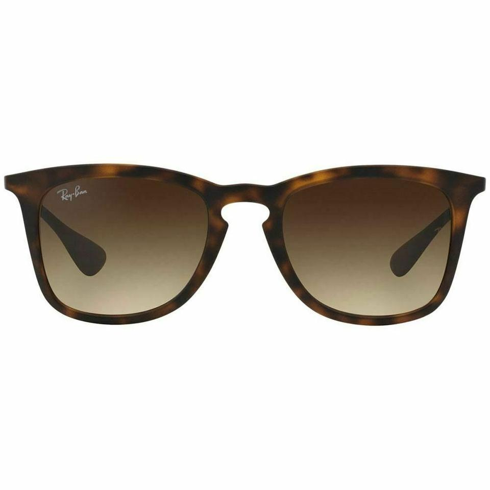 d3f26767a Ray-Ban Tortoise Brown Frame & Brown Gradient Lens Unisex Square ...