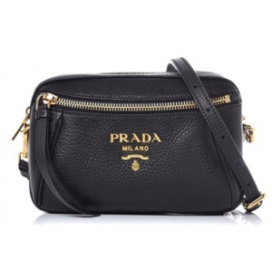 Prada Leather Cross Body Bag