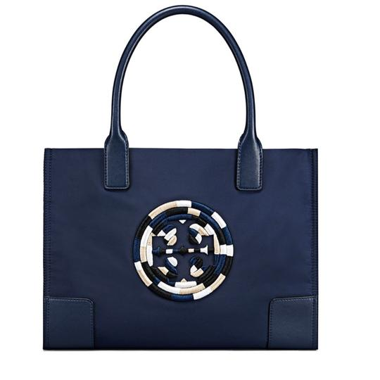 Tory Burch Tote in Navy Image 11