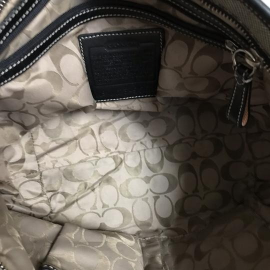 Coach Tote in Gray Image 3