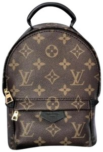 Louis Vuitton Mini Limited Edition Backpack