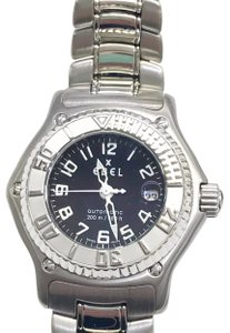 Ebel CLASSY STYLISH Ebel Discovery Series Quartz Stainless Steel Wrist Watch with Stainless Steel Strap