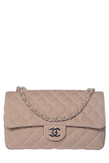 Preload https://img-static.tradesy.com/item/25533986/chanel-classic-flap-toile-gingham-handle-beige-canvas-shoulder-bag-0-0-540-540.jpg