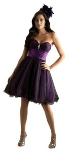Night Moves Prom Collection Short Homecoming Costume Ball Dress