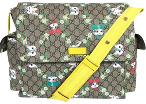 Gucci Multicolor Diaper Bag