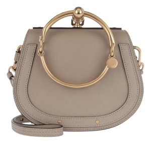 Chloé Nile Bracelet Leather Cross Body Bag