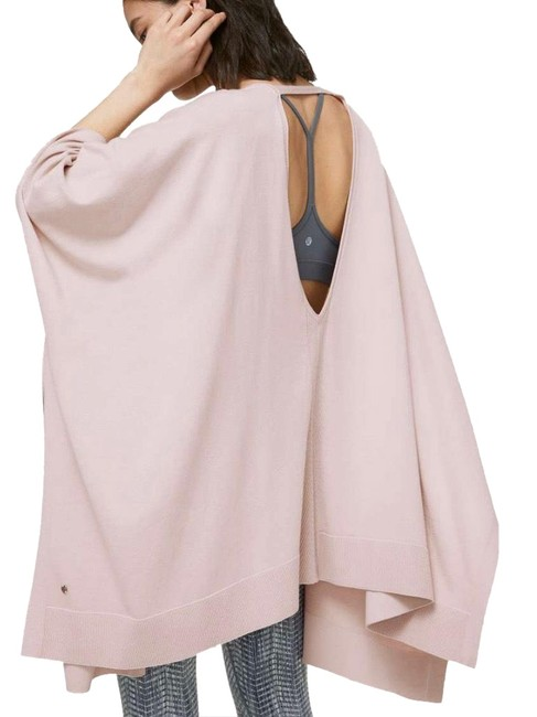 Item - Pink Bliss Free To Coast Wrap Poncho/Cape Size OS (one size)