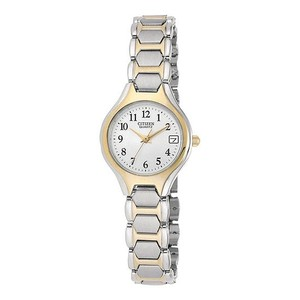 Citizen Women's Two Tone Stainless Steel Watch